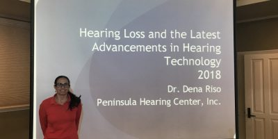Hearing Loss and New Hearing Aid Technology Oct 23, 2018